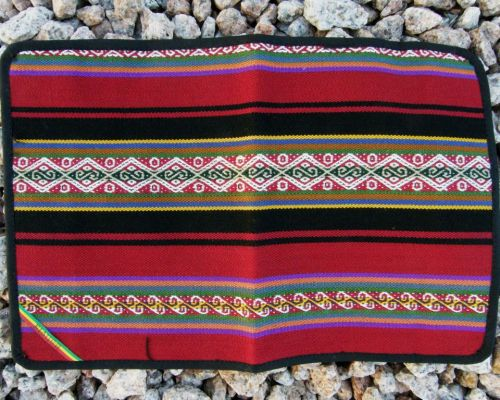 Craylic knock off chinchero pattern