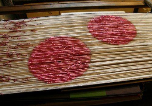 ikat circles