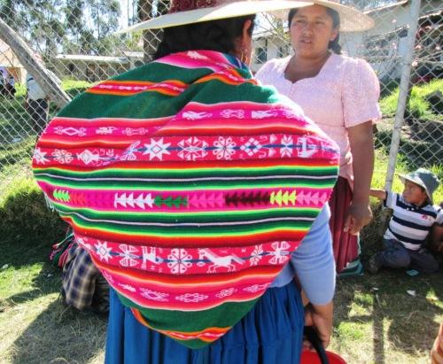 Picture courtesy of PAZA Bolivia and Dorinda Dutcher
