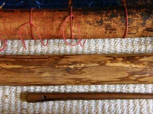 guatemalan loom and pick up sticks