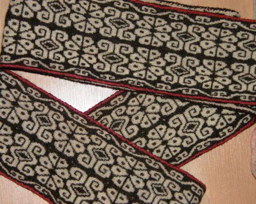 huichol belt