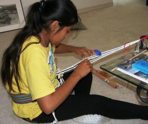 mariana backstrap weaving