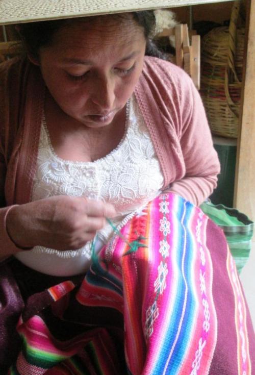 Picture courtesy of Dorinda Dutcher and PAZA Bolivia.