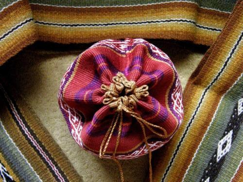 yurt pouch