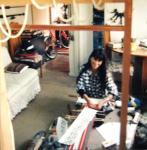 weaving in PuntaArenas