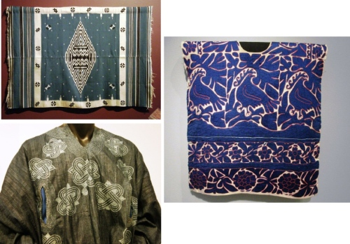 international indigo pieces