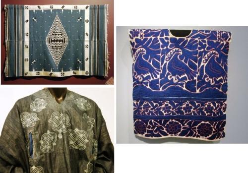 international indigo pieces