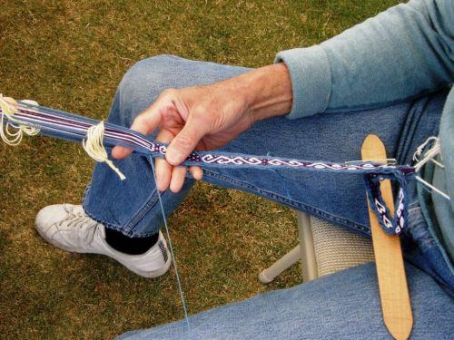 carl andean pebble weave