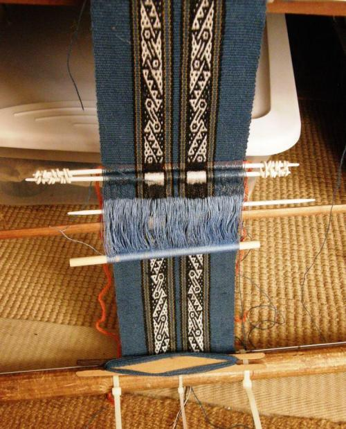 closing the gap in four selvedge cloth