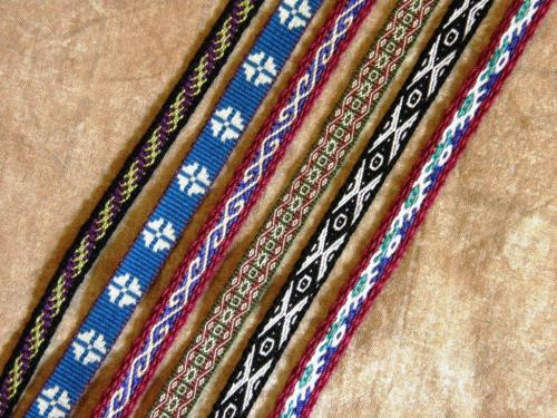 lanyards for braids 216 backstrap weaving