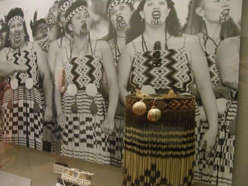 maori taniko waistband