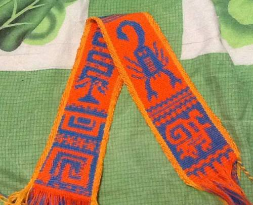 oscar double weave mexico