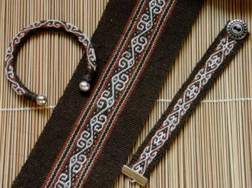 backstrap weaving jewelry
