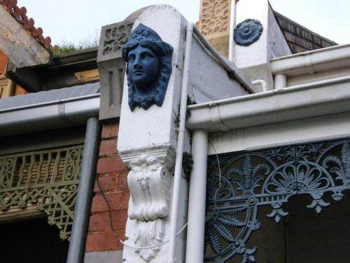 north carlton iron lace work