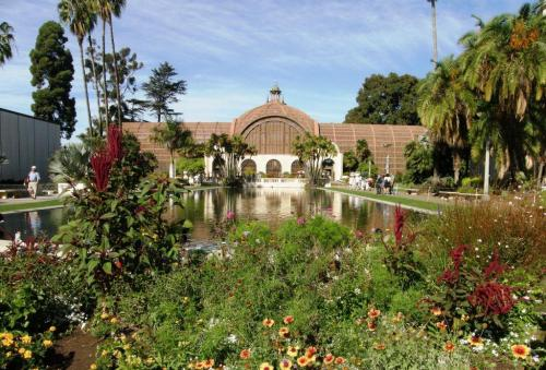 The Botanical Building Balboa Park San Diego