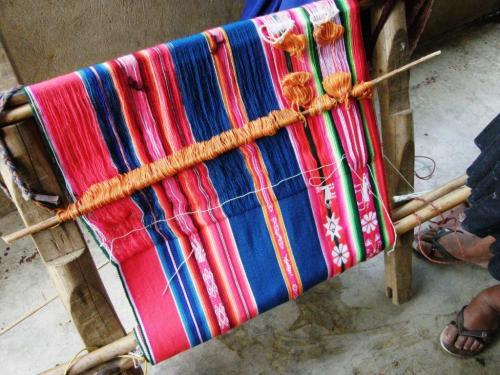 maxima's doubke weave and pebble weave aguayo