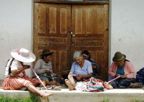 weaving generations