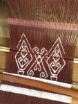 ikat project on theloom